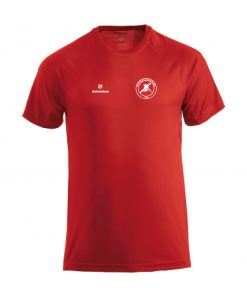 heren trainingshirt rood